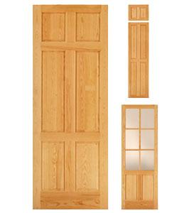 Puertas de interior macizas puertas de madera maciza - Puertas de interior macizas ...