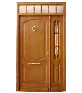 Puertas de calle clasicas puertas de exterior clasicas - Puertas de madera clasicas ...