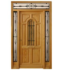 Puertas de calle modernas puertas de exterior modernas for Puertas de calle rusticas