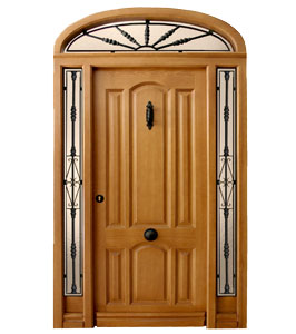 Puertas de calle modernas puertas de exterior modernas for Puertas madera modernas exterior