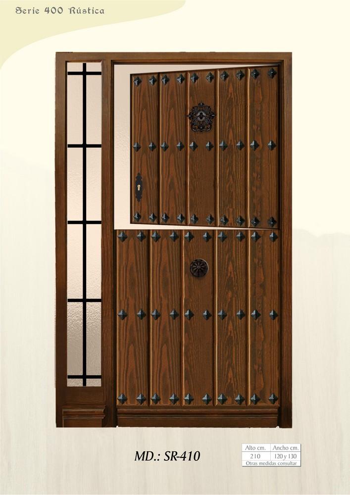 Puertas De Calle R U00fasticas