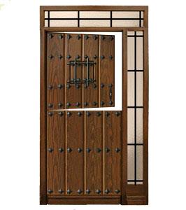 Puertas de calle r sticas puertas de exterior rusticas - Puertas de exterior rusticas ...