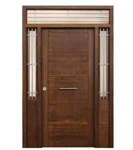 Puertas de calle vanguardistas puertas de exterior - Puertas de aluminio para exterior precios ...