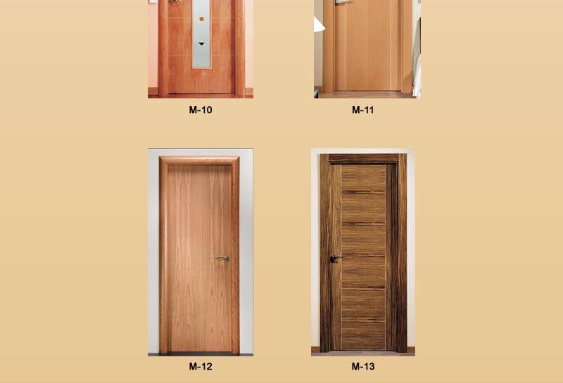Puertas de interior modernas puertas para interior for Puertas interior modernas